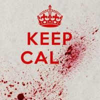 Keep cal... by Bella-Gina