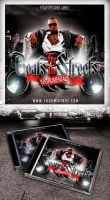Beats For The Streets Mixtape Cover Template by MadFatSkillz