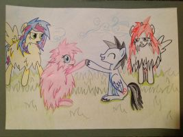Fluffy.... by MoonCloudTheBrony
