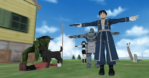 FMA pack DL by Valforwing
