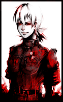 Another Seras Doodle by LemonEpiphany