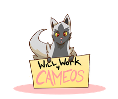 PartyProwess- CAMEOS PLZ by RoyalWolfen