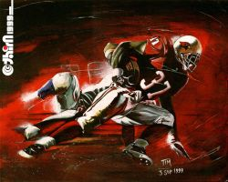 Sport I - American Football by arthim