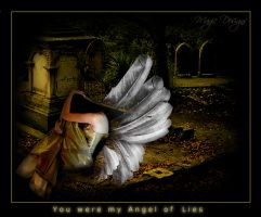 You were my Angel of Lies by MagicDesigns