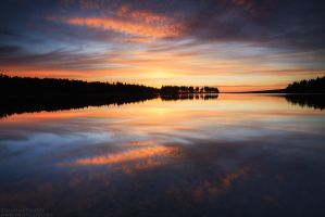 Liquid  Mirror by MaximeCourty