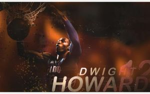 Dwight Howard... by Diztrickt