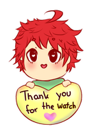 Thanks for watch by Myu-Hime