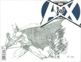 Sketch Cover Collaboration by Ace-Continuado