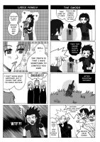 final Fantasy VII 4 koma P7 by knil-maloon