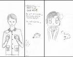 You Lost The Kid?! 2 - Johnlock by lukykeeknow