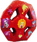 Hand Made 'The Dazzlings' Gem by queendagi