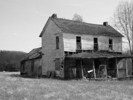 S.S. Old House - 2 by shudder-stock