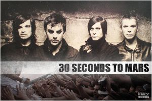 30 Seconds To Mars by crazy-rodents