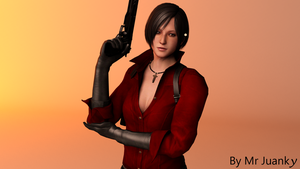 Ada Wong RE6 2 by mr-juanky