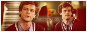 Banner Spencer Reid by Anthony258