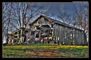Flood Plain Barn Revisited by boron