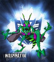 Waspinator by PrimeCommander
