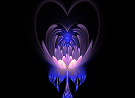 Bleeding heart v2 by karma4ya