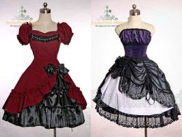 pole: which dress by izume-uchiha
