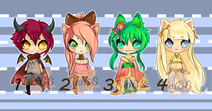 Adopts 11   Close by Tielss