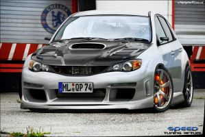 Subaru WRX by Rob3rT----Design