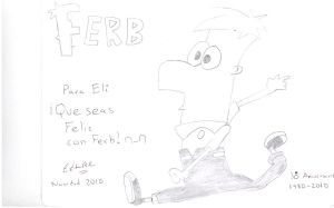 Ferb by napo1