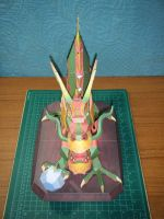 Chinese Luck Dragon Statue 5 by devastator006