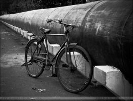 Bicycle... by EliaKhan