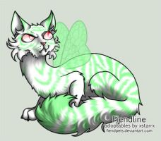LLGold: Vairfay by FiendPets