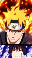 NARUTO 697 || Give Up by Devoiax