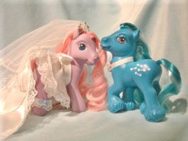 G3 Tux and Satin by customlpvalley