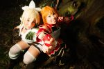 Silica and Lyfa by Mnguyen8097