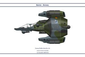 Fantasy 561 Gunstar Germany by WS-Clave