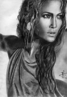 Jennifer Lopez 3 by Fruzsina