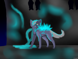 Lighted Cavern .:PC:. by starii-flames