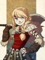 Astrid by MagnaStorm