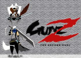 Gunz The Second Duel Youtube Thumbnail Art by HigeOkami