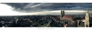 Muenchen Panorama by geckokid