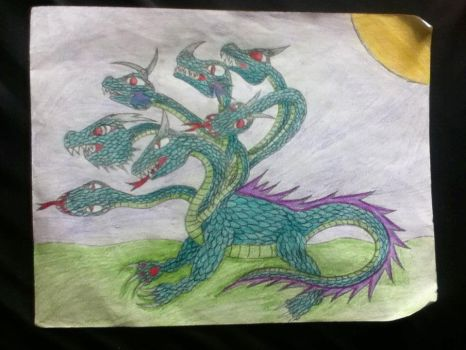 Hydra by Curtisfantothegrave
