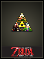 ZELDA THE MOVIE POSTER by SoenkesAdventure