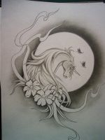 Tattoo Design 013 by Xiao-Ye-Tattoo