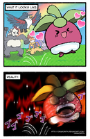 Pokemon - Bounsweet