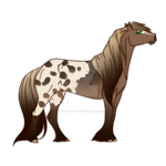 Horse Adopt 31 - Sold by Miss-Adopts
