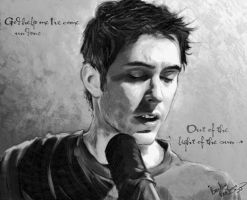 Breaking Benjamin- Ben Burnley by whispers-Dai