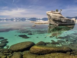 Lake Tahoe Nevada 140408-96 by MartinGollery