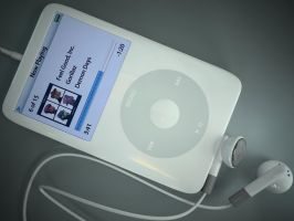 iPod video II by gajdoslevente