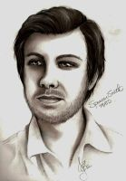 Spencer Smith from Panic! At The Disco by KyogrePrincess16