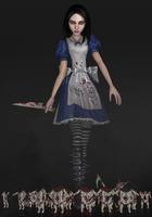 Giant Alice by tombraider4ever