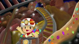Captain toad by omgCheez