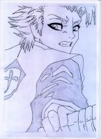 Bleach Cover 16 Ink Practice by Luna-Rox